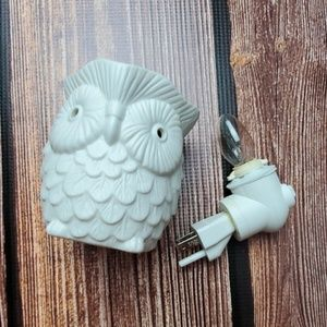 Scentsy Retired Owl Plug In
